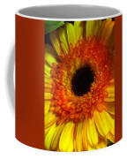 Orange-yellow Coffee Mug