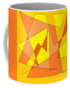 Orange You Banana Coffee Mug