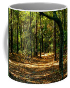 Orangedale Path Coffee Mug
