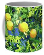 Oranges On Vine IIi Coffee Mug