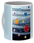 Orbs On Planes #3 Coffee Mug