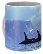 Orca Coffee Mug by Corey Ford