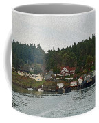 Orcas Island Dock Coffee Mug