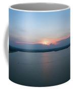 Orchard Island Sunset Coffee Mug
