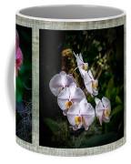 Orchid 1 Triptych Coffee Mug