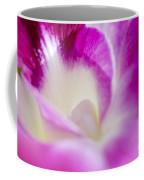 Orchid Abstract Coffee Mug