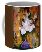 Orchid Ho Coffee Mug