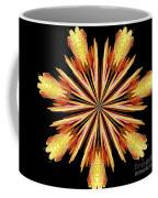 Orchid Kaleidoscope 10 Coffee Mug
