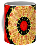 Orchid Kaleidoscope 6 Coffee Mug