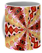 Orchid Kaleidoscope 8 Coffee Mug