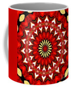 Orchid Kaleidoscope 9 Coffee Mug