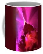 Orchid Landscape Coffee Mug