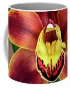 Orchid Queen Coffee Mug