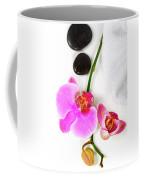 Orchid Spa Composition Coffee Mug
