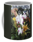 Orchids And Iron Coffee Mug