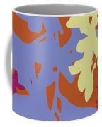 Orchids Caramel Coffee Mug