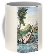 Ordeal By Water Coffee Mug