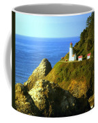 Oregan Lighthouse Coffee Mug