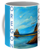 Oregon Coast Graphics Coffee Mug