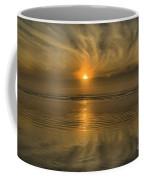 Oregon Coast Sunset Coffee Mug