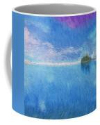 Oregon Coast Twilight Coffee Mug