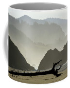 Oregon Coastal Beach Coffee Mug
