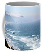 Oregon Coastline  Coffee Mug