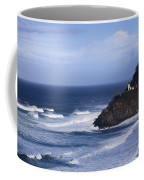 Oregon Lighthouse Coffee Mug