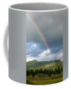 Oregon Rainbow Coffee Mug