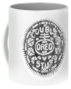 Oreo In Negetive Coffee Mug