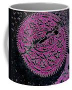 Oreo In Pink Coffee Mug by Nancy Mueller