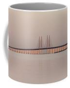Oresund Bridge Coffee Mug