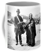 Organ Grinder, 1897 Coffee Mug