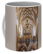 Organ Of The Gothic-baroque Church Of Maria Saal Coffee Mug