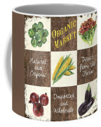 Organic Market Patch Coffee Mug
