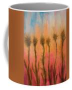 Organic Watercolor Art Coffee Mug