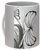 Organza Bloom Coffee Mug