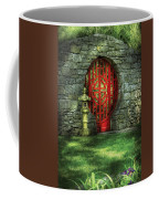 Orient - Door - The Moon Gate Coffee Mug