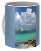 Orient Beach Catamaran Coffee Mug
