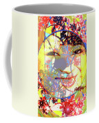Oriental Garden Moon Coffee Mug