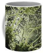 Oriental Garden Coffee Mug