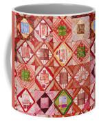 Oriental Patchwork Tapestry Coffee Mug