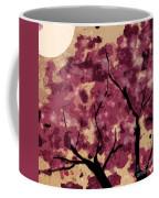 Oriental Plum Blossom Coffee Mug