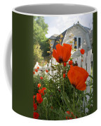 Oriental Poppies Coffee Mug