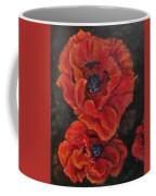 Oriental Poppys  Coffee Mug