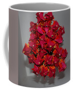 Origami Flowers Coffee Mug