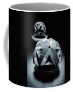 Origami Paper Sphere Coffee Mug