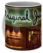 Original Joe's Night View  Coffee Mug