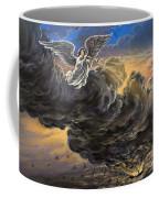 Fifth Trumpet Angel Coffee Mug