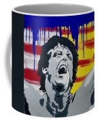 Original Painting Rocky Balboa Coffee Mug
